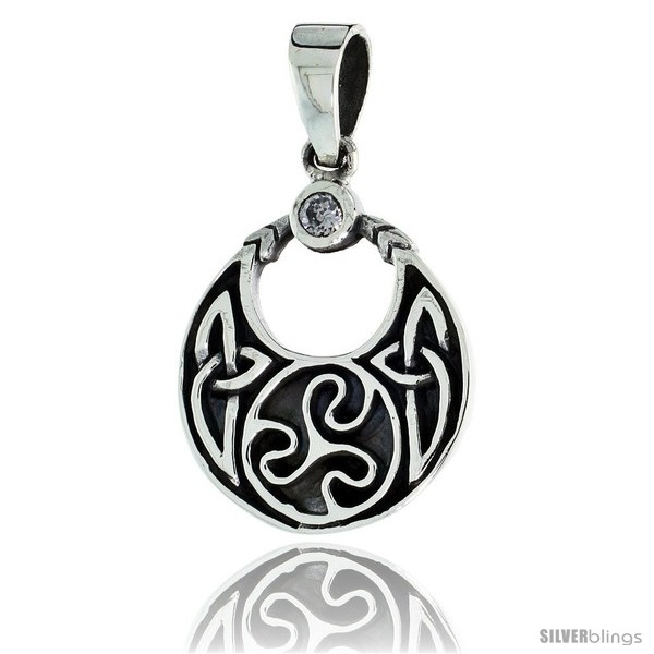 https://www.silverblings.com/79144-thickbox_default/sterling-silver-round-celtic-pendant-w-single-clear-cz-w-18-thin-box-chain.jpg