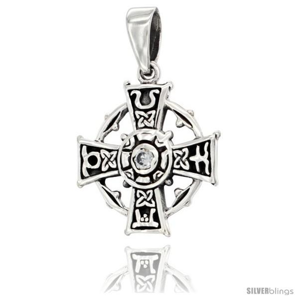 https://www.silverblings.com/79164-thickbox_default/sterling-silver-celtic-cross-pendant-w-single-black-cz-w-18-thin-box-chain-style-pcz1011.jpg