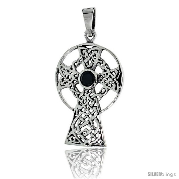 https://www.silverblings.com/79178-thickbox_default/sterling-silver-celtic-high-cross-pendant-w-single-black-cz-w-18-thin-box-chain-style-pcz1018.jpg