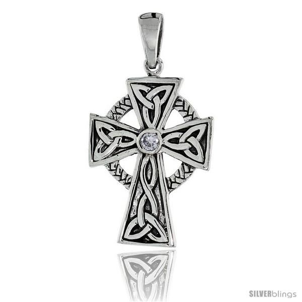 https://www.silverblings.com/79194-thickbox_default/sterling-silver-trinity-celtic-high-cross-pendant-w-single-clear-cz-w-18-thin-box-chain.jpg