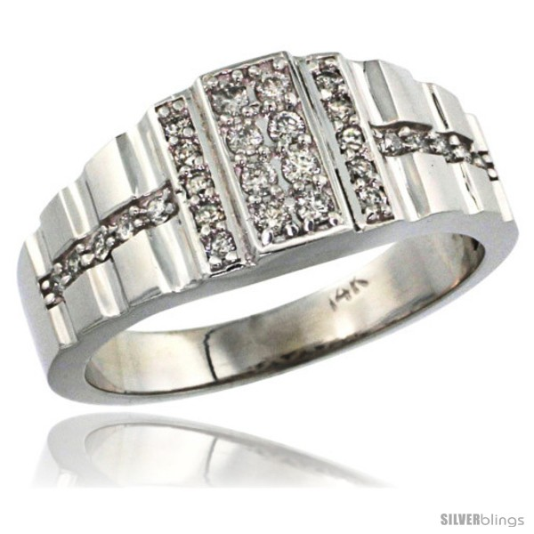 https://www.silverblings.com/79253-thickbox_default/14k-white-gold-mens-striped-diamond-ring-w-0-45-carat-brilliant-cut-h-i-color-vs2-si1-clarity-diamonds-3-8-in-10mm.jpg