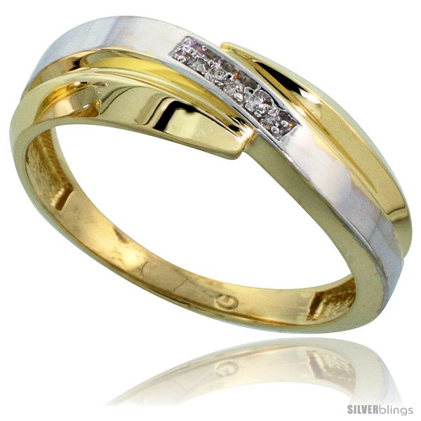https://www.silverblings.com/79338-thickbox_default/gold-plated-sterling-silver-mens-diamond-wedding-band-9-32-in-wide.jpg
