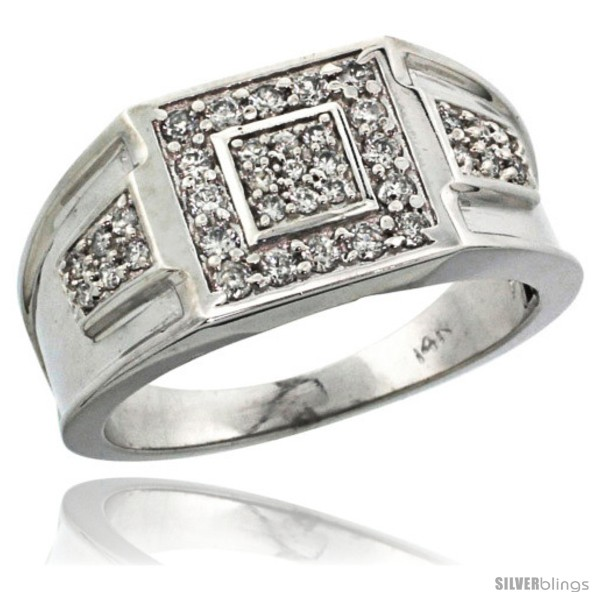 https://www.silverblings.com/79425-thickbox_default/14k-white-gold-heavy-solid-mens-diamond-ring-w-0-54-carat-brilliant-cut-h-i-color-vs2-si1-clarity-diamonds-7-16-in.jpg