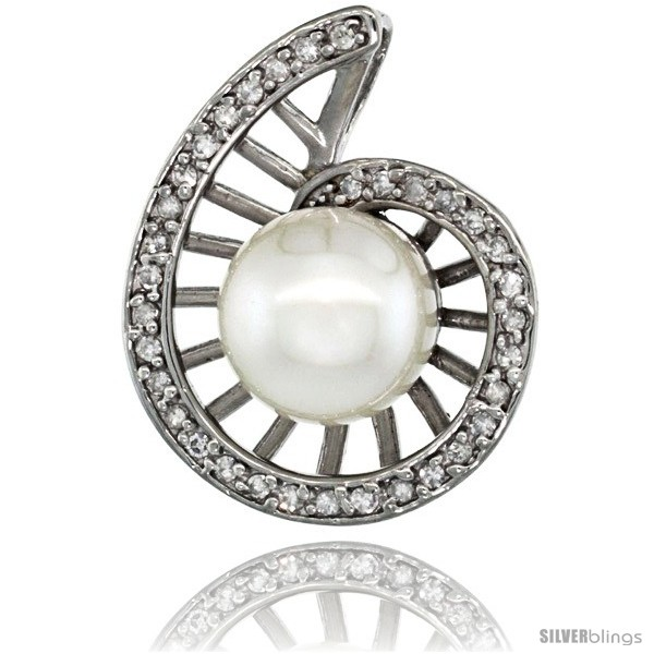 https://www.silverblings.com/79456-thickbox_default/14k-white-gold-18-in-thin-chain-swirl-pearl-pendant-w-0-19-carat-brilliant-cut-h-i-color-vs2-si1-clarity-diamonds.jpg