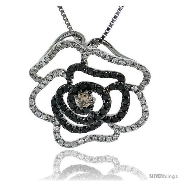 https://www.silverblings.com/79530-thickbox_default/14k-white-gold-18-box-chain-3-4-19mm-tall-flower-diamond-pendant-w-0-70-carat-brilliant-cut-white-black-fancy-brown.jpg