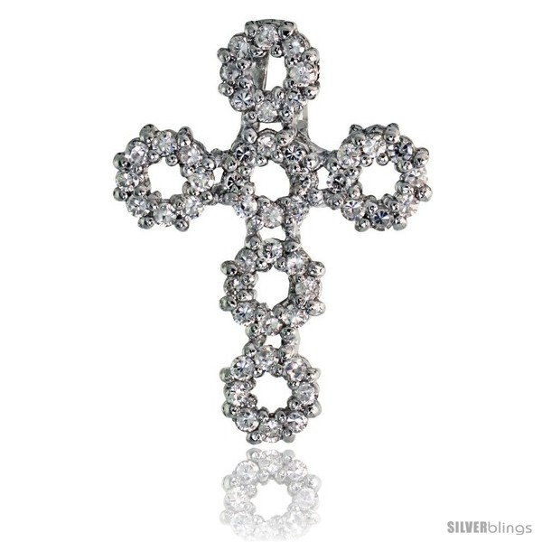 https://www.silverblings.com/79646-thickbox_default/sterling-silver-circles-cross-slider-pendant-w-pave-cz-stones-1-26-mm-tall.jpg