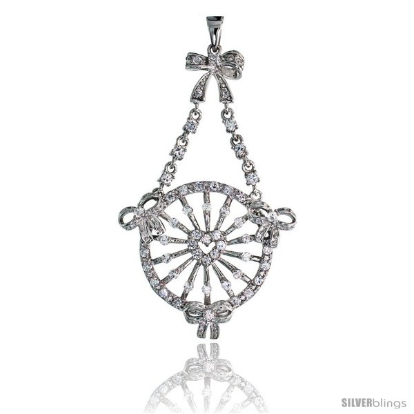 https://www.silverblings.com/79668-thickbox_default/sterling-silver-wreath-pendant-w-heart-bow-ribbons-pave-cz-stones-2-1-4-57-mm-tall.jpg