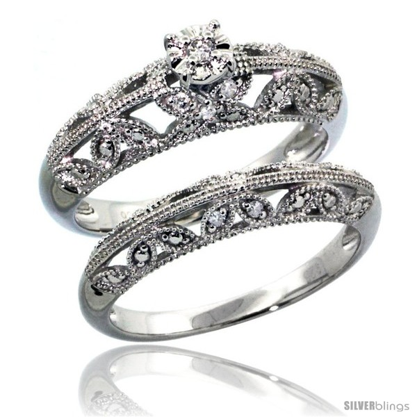 https://www.silverblings.com/8041-thickbox_default/sterling-silver-diamond-vintage-style-2-pc-11-stone-butterfly-design-engagement-ring-set-rhodium-finish.jpg