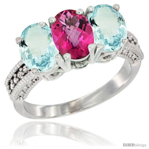 https://www.silverblings.com/81333-thickbox_default/10k-white-gold-natural-pink-topaz-aquamarine-sides-ring-3-stone-oval-7x5-mm-diamond-accent.jpg