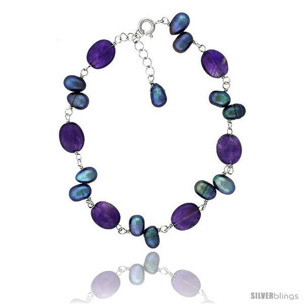 https://www.silverblings.com/81476-thickbox_default/sterling-silver-pearl-bracelet-freshwater-8-5-mm-black-rhodium-finish-7-in--1-in-extension.jpg