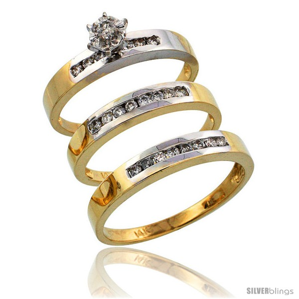 https://www.silverblings.com/8185-thickbox_default/14k-gold-3-piece-trio-his-3mm-hers-3mm-diamond-wedding-band-set-w-rhodium-accent-w-0-45-carat-brilliant-cut-diamonds.jpg