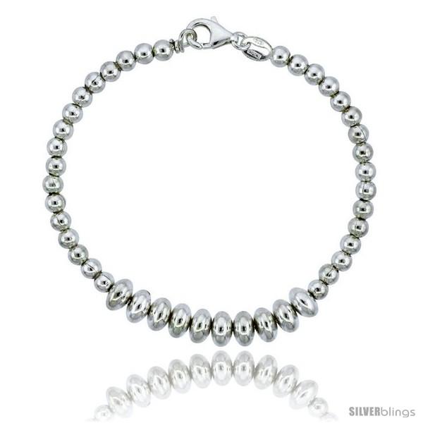 https://www.silverblings.com/82286-thickbox_default/sterling-silver-saucer-bead-bracelet-1-4-in-7-mm-wide.jpg