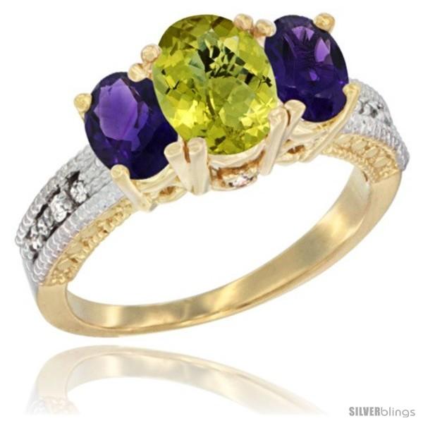 https://www.silverblings.com/82335-thickbox_default/10k-yellow-gold-ladies-oval-natural-lemon-quartz-3-stone-ring-amethyst-sides-diamond-accent.jpg