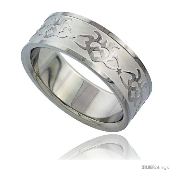 https://www.silverblings.com/8259-thickbox_default/surgical-steel-8mm-tribal-heart-on-flames-ring-wedding-band-matte-finish.jpg
