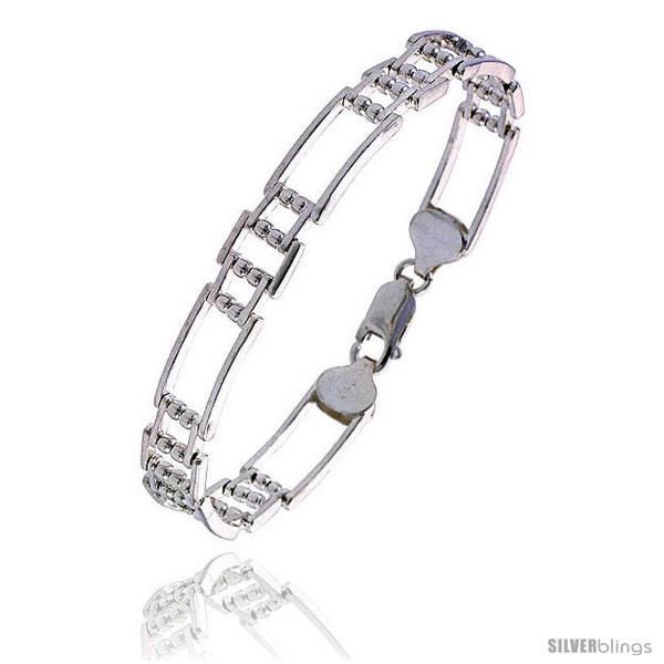 https://www.silverblings.com/83224-thickbox_default/sterling-silver-italian-binario-bar-bracelet-7-and-8-style-bin25.jpg