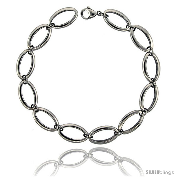https://www.silverblings.com/834-thickbox_default/stainless-steel-small-oval-links-bracelet-3-8-in-wide-8-25-in.jpg