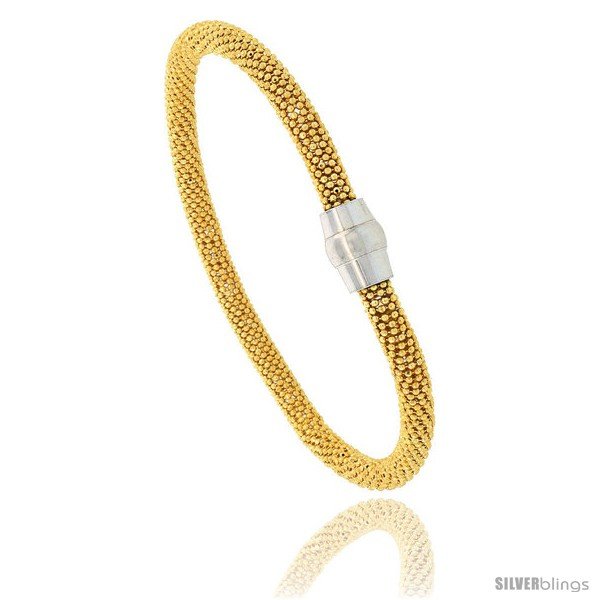 https://www.silverblings.com/84067-thickbox_default/sterling-silver-7-flexible-beaded-bangle-bracelet-w-magnetic-clasp-in-yellow-gold-finish-3-16-in-4-5-mm-wide.jpg