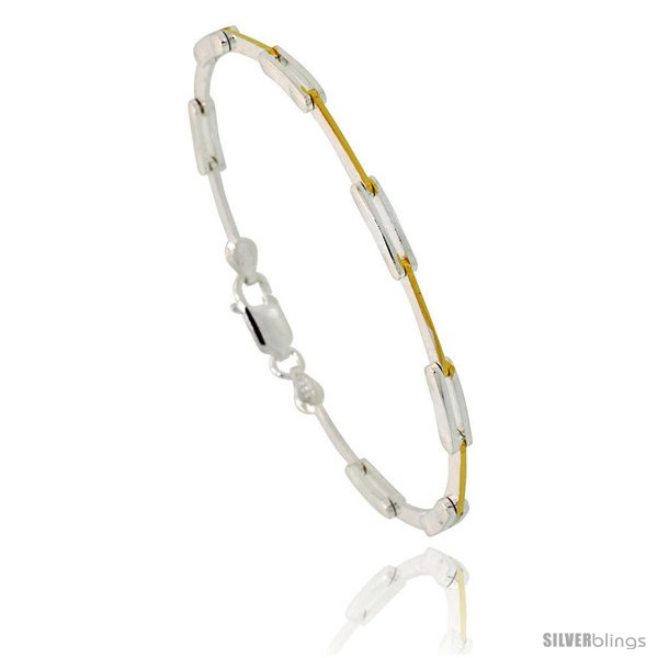 https://www.silverblings.com/84107-thickbox_default/sterling-silver-thin-cut-out-bar-link-bracelet-w-gold-finish-1-8-in-3-mm-wide.jpg