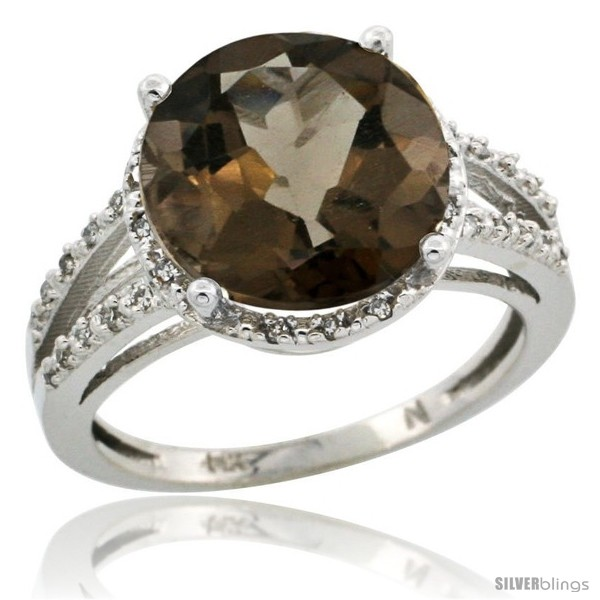 https://www.silverblings.com/84629-thickbox_default/10k-white-gold-diamond-smoky-topaz-ring-5-25-ct-round-shape-11-mm-1-2-in-wide.jpg