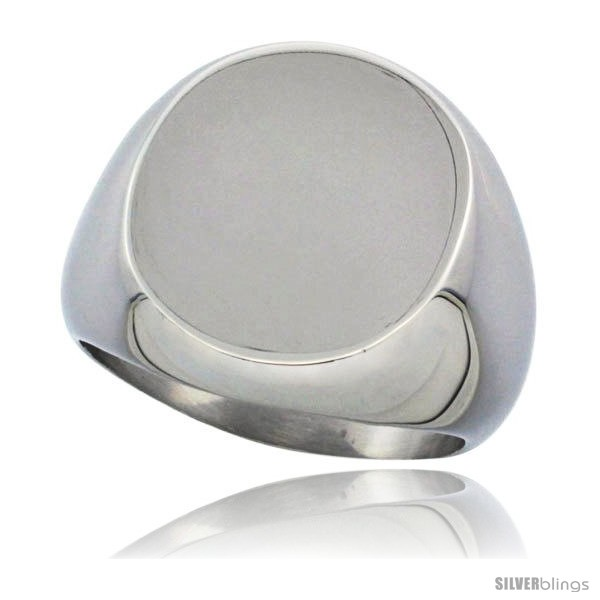 https://www.silverblings.com/8527-thickbox_default/surgical-steel-large-oval-signet-ring-solid-back-flawless-finish-3-4-in.jpg