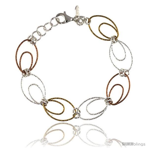 https://www.silverblings.com/85304-thickbox_default/sterling-silver-wire-oval-hoop-diamond-cut-7-5-in-bracelet-w-white-yellow-rose-gold-finish-9-16-in-14-mm-wide.jpg