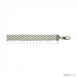 Sterling Silver Bracelet -Style Pt203
