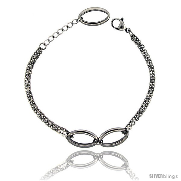 https://www.silverblings.com/858-thickbox_default/stainless-steel-double-strand-rolo-link-oval-cut-out-bracelet-3-8-in-wide-7-5-in-long.jpg