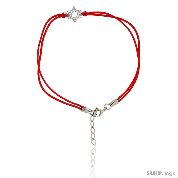 https://www.silverblings.com/8698-thickbox_default/6-5-in-red-silk-bracelet-sterling-silver-jeweled-star-of-david-charm-1-in-extension.jpg