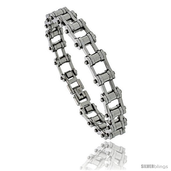 https://www.silverblings.com/872-thickbox_default/stainless-steel-bicycle-chain-bracelet-solid-link-3-8-in-wide.jpg