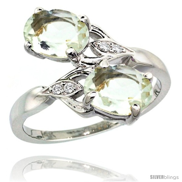 https://www.silverblings.com/87400-thickbox_default/14k-white-gold-8x6-mm-double-stone-engagement-green-amethyst-ring-w-0-04-carat-brilliant-cut-diamonds-2-34-carats-oval.jpg
