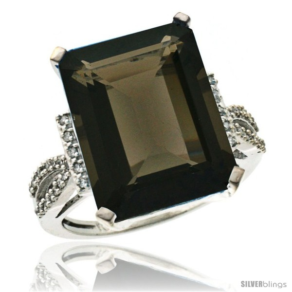 https://www.silverblings.com/87426-thickbox_default/10k-white-gold-diamond-smoky-topaz-ring-12-ct-emerald-shape-16x12-stone-3-4-in-wide.jpg