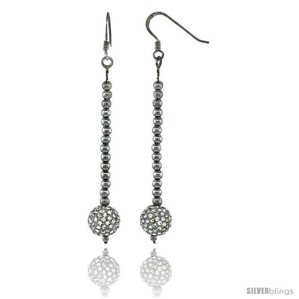 https://www.silverblings.com/87506-thickbox_default/sterling-silver-crystal-disco-ball-dangle-earrings-2-3-4-in-70-mm-tall.jpg