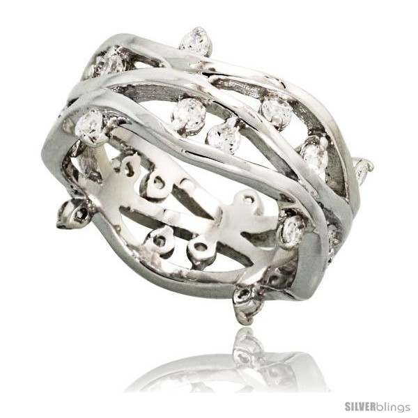 https://www.silverblings.com/88137-thickbox_default/sterling-silver-vine-pattern-cubic-zirconia-ring-high-quality-brilliant-cut-cz-stones-3-8-in-10-mm-wide.jpg