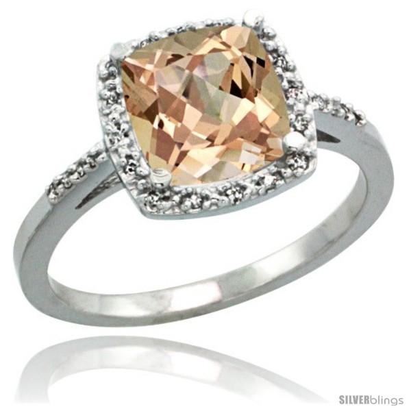 https://www.silverblings.com/88395-thickbox_default/10k-white-gold-diamond-morganite-ring-2-08-ct-cushion-cut-8-mm-stone-1-2-in-wide.jpg