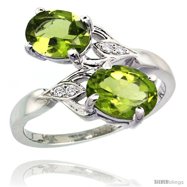 https://www.silverblings.com/89326-thickbox_default/14k-white-gold-8x6-mm-double-stone-engagement-peridot-ring-w-0-04-carat-brilliant-cut-diamonds-2-34-carats-oval-cut.jpg