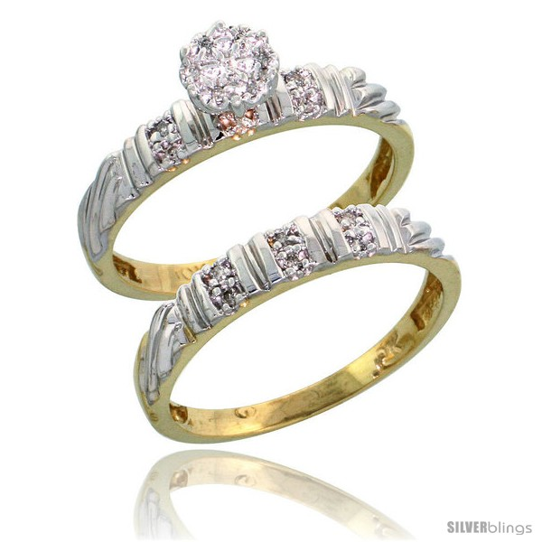 https://www.silverblings.com/8941-thickbox_default/10k-yellow-gold-diamond-engagement-rings-set-2-piece-0-09-cttw-brilliant-cut-1-8-in-wide-style-10y017e2.jpg