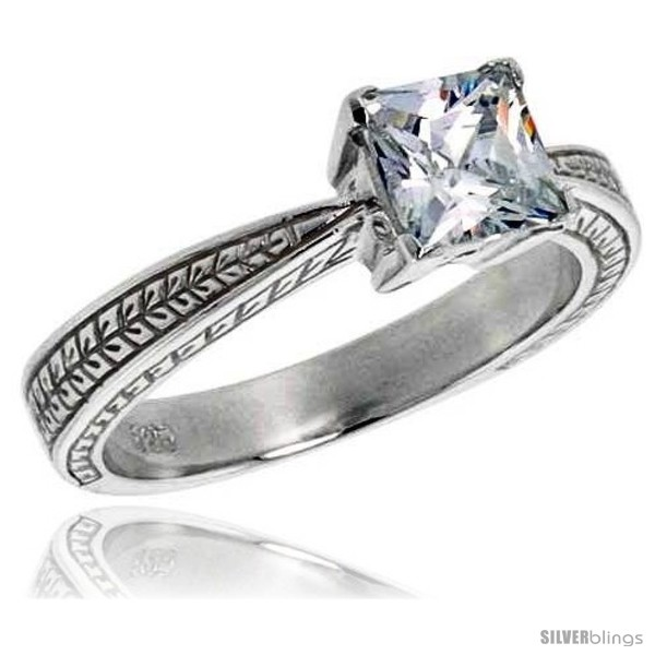 https://www.silverblings.com/89443-thickbox_default/sterling-silver-ladies-cubic-zirconia-ring-vintage-style-1-ct-size-princess-cz-flawless-finish.jpg