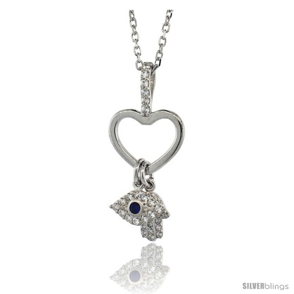https://www.silverblings.com/9245-thickbox_default/sterling-silver-16-in-cable-link-chain-necklace-jeweled-heart-cut-out-evil-eye-hamsa-pendant.jpg