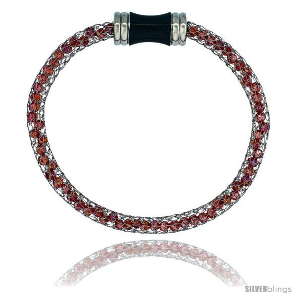 https://www.silverblings.com/944-thickbox_default/stainless-steel-ruby-red-crystal-cage-bracelet-magnetic-clasp-7-5-in-long.jpg