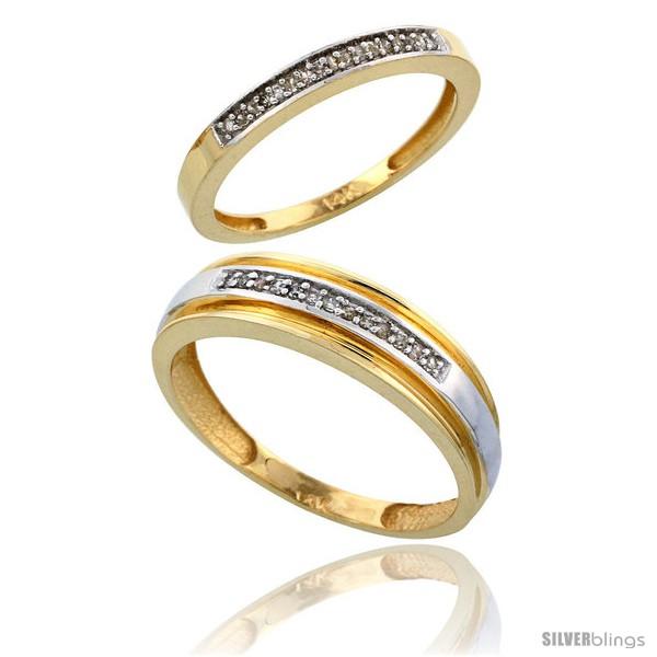 https://www.silverblings.com/9825-thickbox_default/14k-gold-2-piece-his-6mm-hers-2-5mm-diamond-wedding-band-set-w-0-14-carat-brilliant-cut-diamonds.jpg