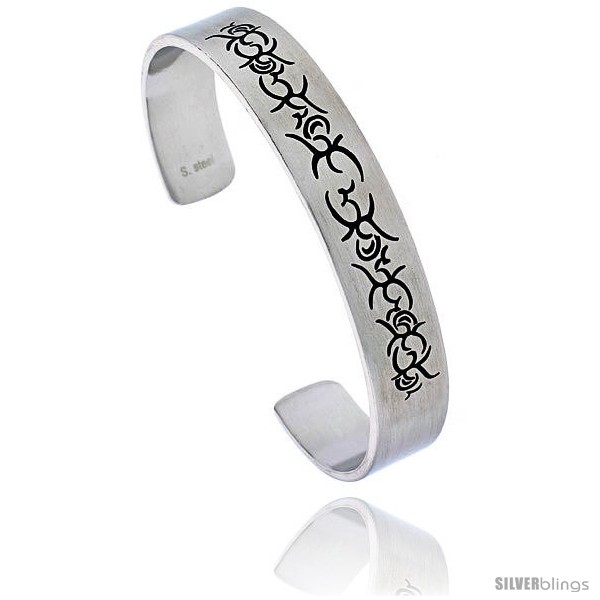 https://www.silverblings.com/988-thickbox_default/stainless-steel-cuff-bangle-bracelet-tribal-design-8-in-long.jpg