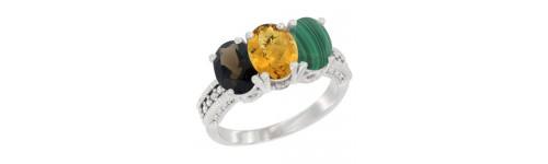 10k White Gold Diamond Jewelry