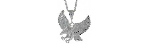 Men's Wings Pendants