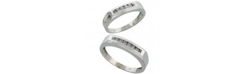 His & Hers Fine Bands