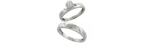 His & Hers Fine Rings
