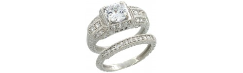 Women's Fashion Ring Sets