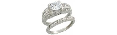 Women's Fashion Ring Sets