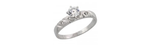 Women's Fashion Solitaire Rings