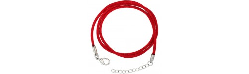 Women's Silk Cord with Clasp
