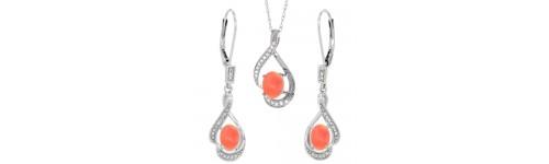 Earrings & Pendant Jewelry Sets